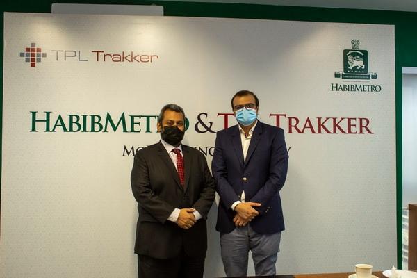 TPL Trakker Habib Metropolitan Bank